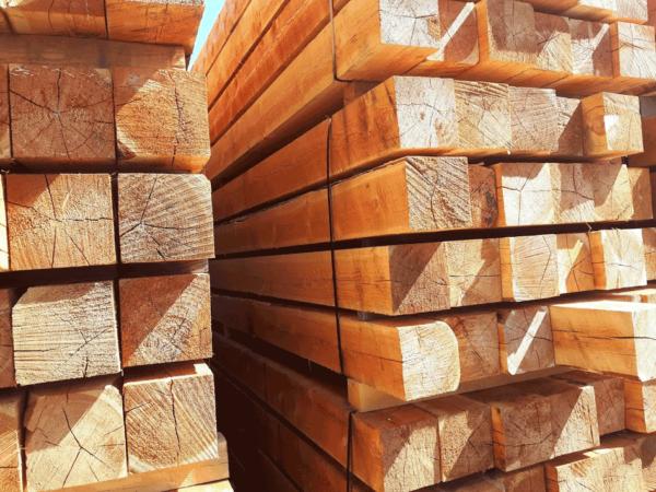 Raw Wood Cut